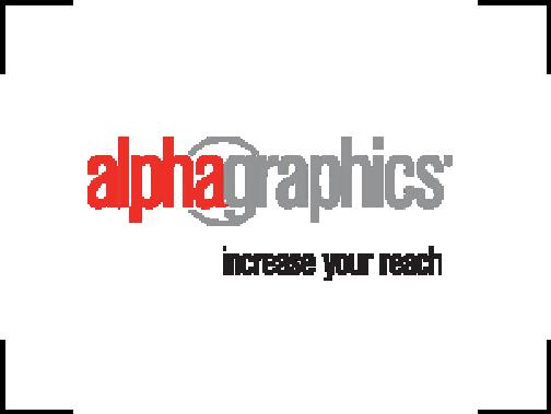 Sponsor Alphagraphics