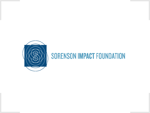 Sponsor Sorenson Impact Foundation