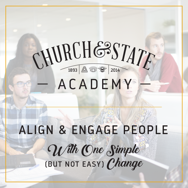 Church & State Academy 2nd Cohort | BEGINS JULY 10th