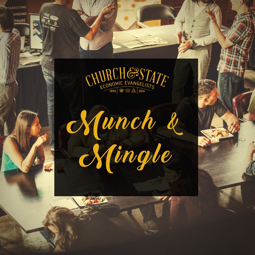 Munch & Mingle: Social Enterprise Showcase
