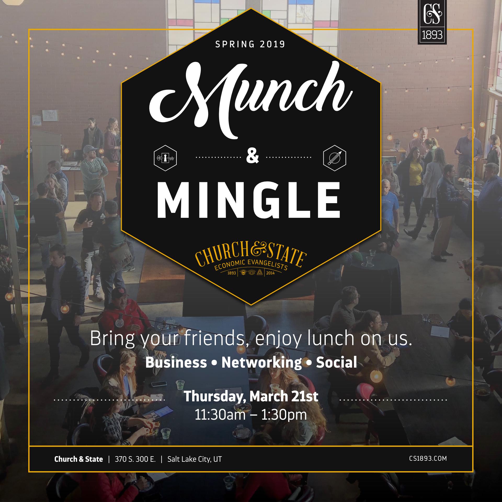 Munch & Mingle