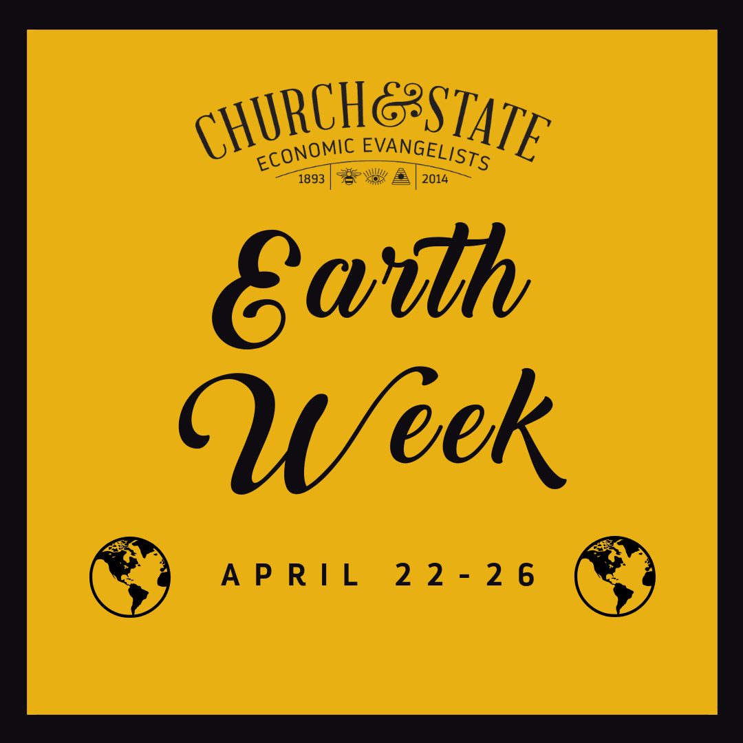 Church & State's Earth Week